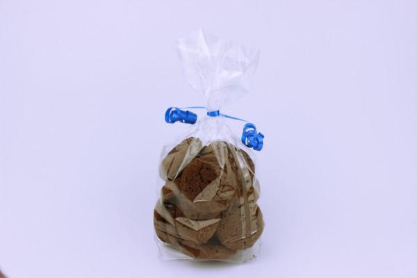 Braune Schmalzplätzchen